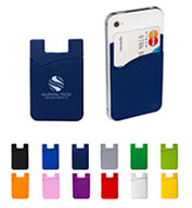 Custom Prime Line® Econo Silicone Mobile Device Pocket