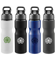 Custom Bullet Loki  28oz Aluminum Sports Bottle