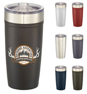 Custom Arctic Zone® Titan Thermal HP®  Copper Tumbler 20oz