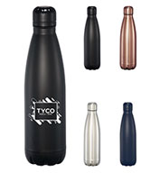 Custom Leeds Mega Copper Vacuum Insulated Bottle 26 oz.