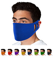 Custom Stretchable Polyester Face Cover
