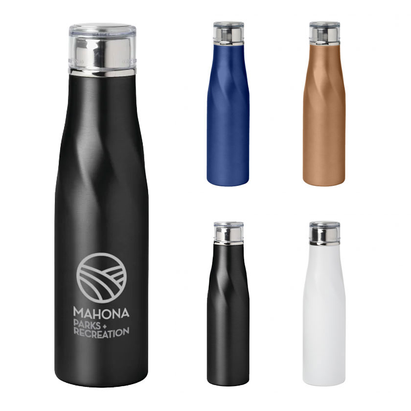 Leeds Hugo Vacuum Insulated 18 oz. Bottle