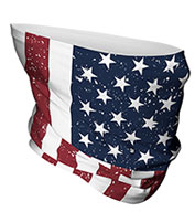 Custom Youth Patriotic Gaiter-36 pack