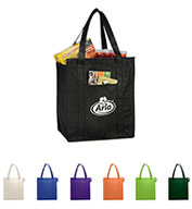 Custom Bullet Hercules Insulated Grocery Tote