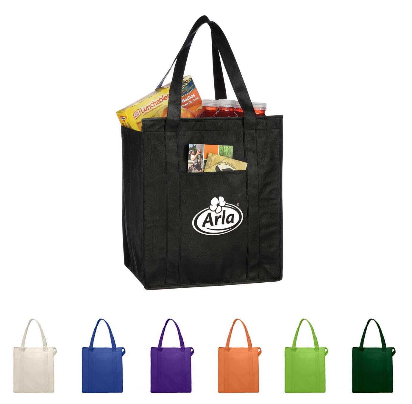 Bullet Hercules Insulated Grocery Tote