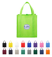 Custom Bullet Little Juno Non-Woven Grocery Tote