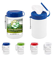 Custom Prime Line® Canister Sanitizer Wipes