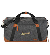 Custom Field & Co. Campster 22 Duffel Bag