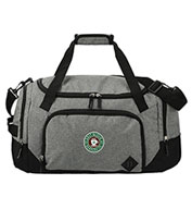 Custom Leeds Graphite 21 Weekender Duffel Bag