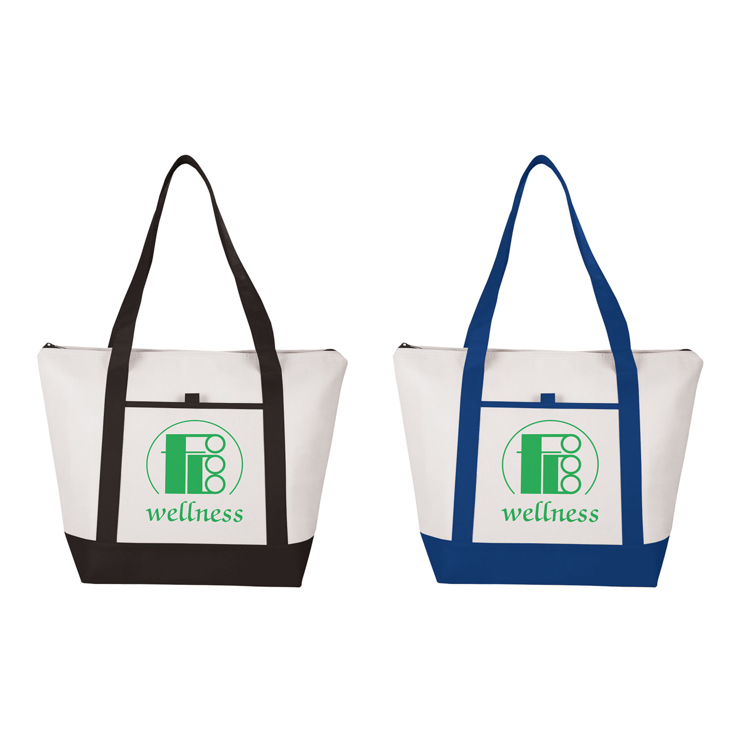 Bullet Lighthouse 24-Can Non-Woven Tote Cooler