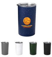 Custom Bullet Speckled Sherpa 11 oz. Tumbler & Insulator