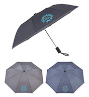 Custom StrombergBrand® 42 Auto Open Windproof Folding Umbrella