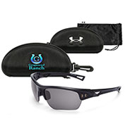 Custom Under Armour® Octane Sunglasses with Case