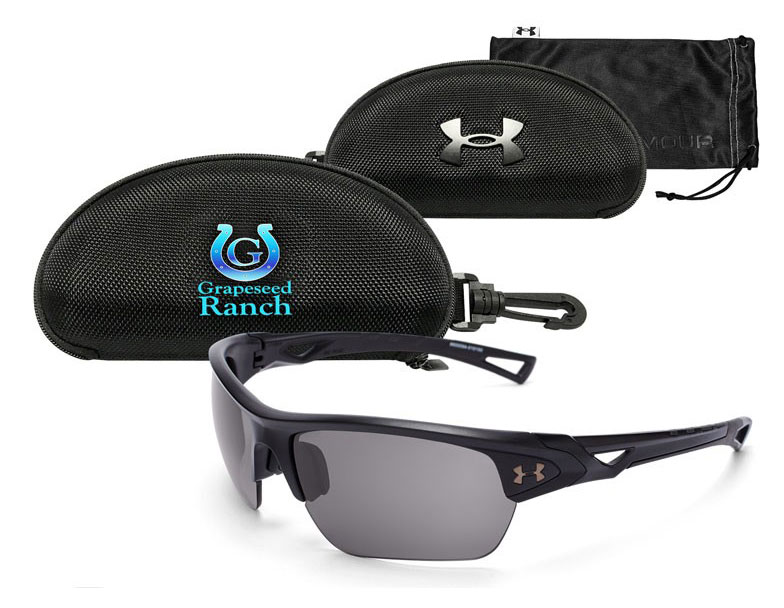 Under Armour® Octane Sunglasses with Case