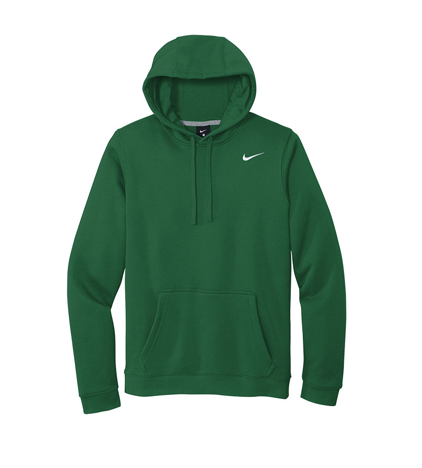 Nike Mens Club Fleece Pullover Hoodie