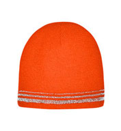 Custom CornerStone® Lined Enhanced Visibility Beanie