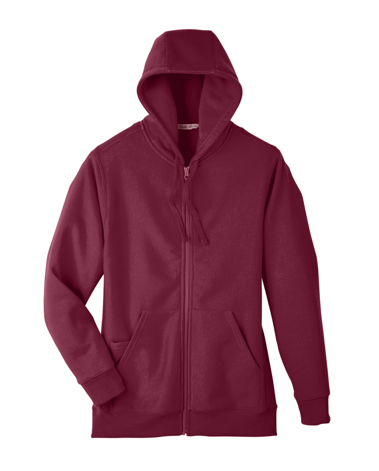 Team 365 Mens Zone HydroSport™ Heavyweight Full-Zip Hooded Sweatshirt