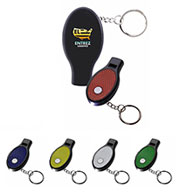 Custom Good Value  Dual Function Whistle and Keylight