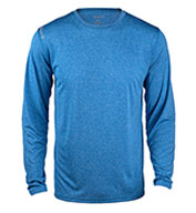 Custom Reebok Mens Marathon Long-Sleeve Tee