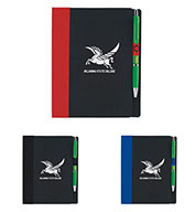 Custom Good Value® 5 x 7 ECO Notebook with Flags