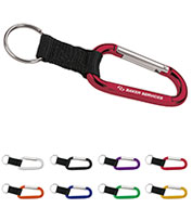Custom Good Value Anodized Carabiner 8mm