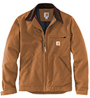 Custom Carhartt® Duck Detroit Jacket