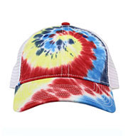 Custom The Game - Lido Tie-Dyed Trucker