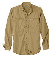 Custom Carhartt® Rugged Professional™ Series Long Sleeve Shirt