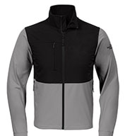 Custom The North Face® Mens Castle Rock Soft Shell Jacket