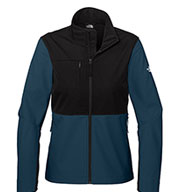 Custom The North Face® Ladies Castle Rock Soft Shell Jacket