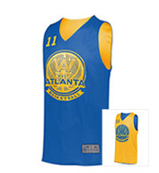 Custom Augusta Youth Tricot Mesh Reversible Jersey