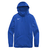 Custom Nike Mens Therma-FIT Pullover Fleece Hoodie