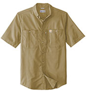 Custom Carhartt® Mens Rugged Professional™ Series Short Sleeve Shirt