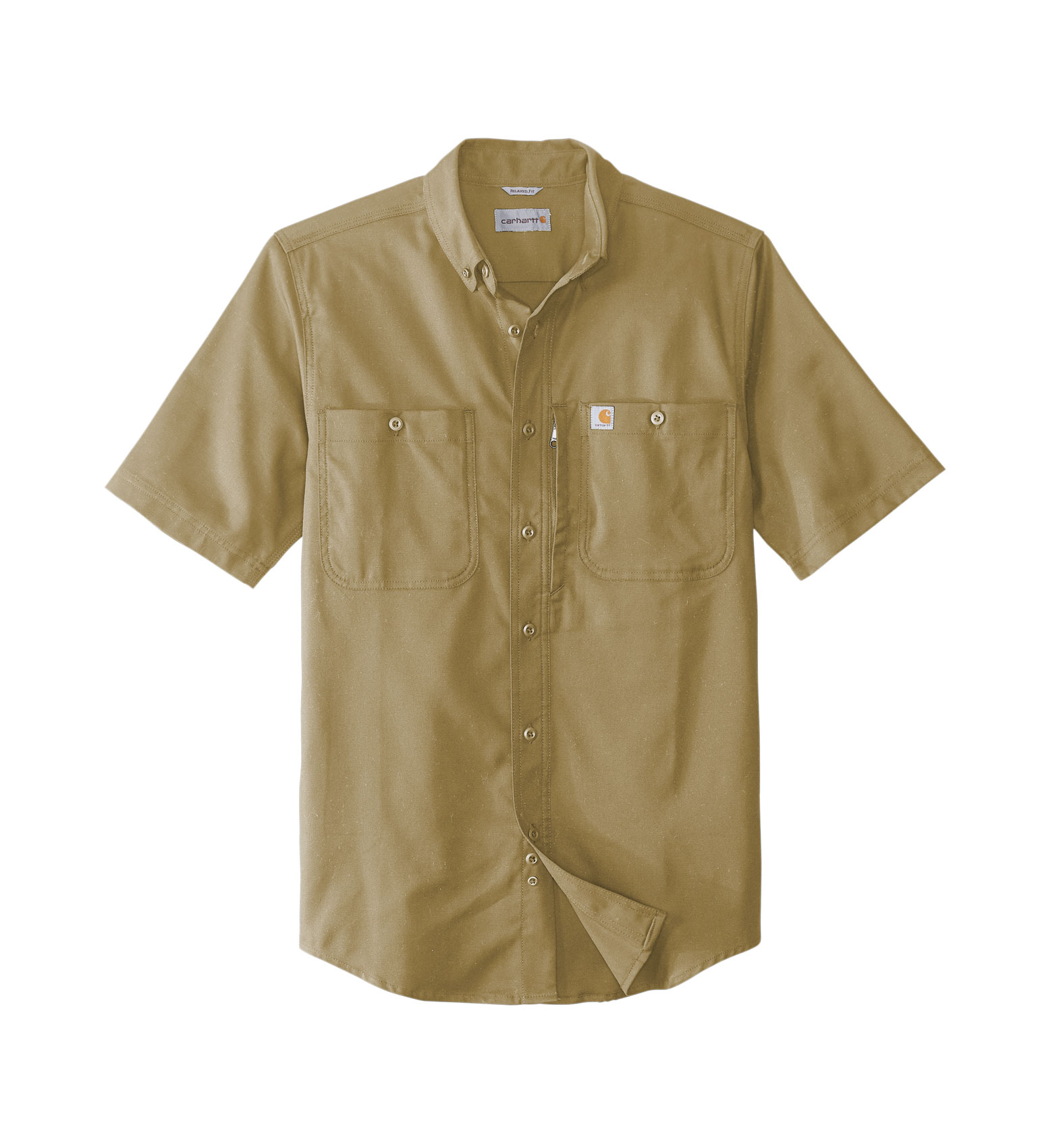 Carhartt® Mens Rugged Professional™ Series Short Sleeve Shirt