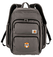 Custom Carhartt Signature Deluxe 17 Computer Backpack