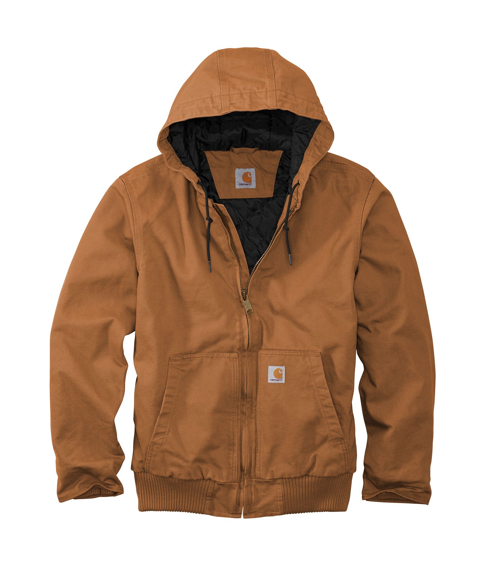 Carhartt  Mens Washed Duck Active Jac