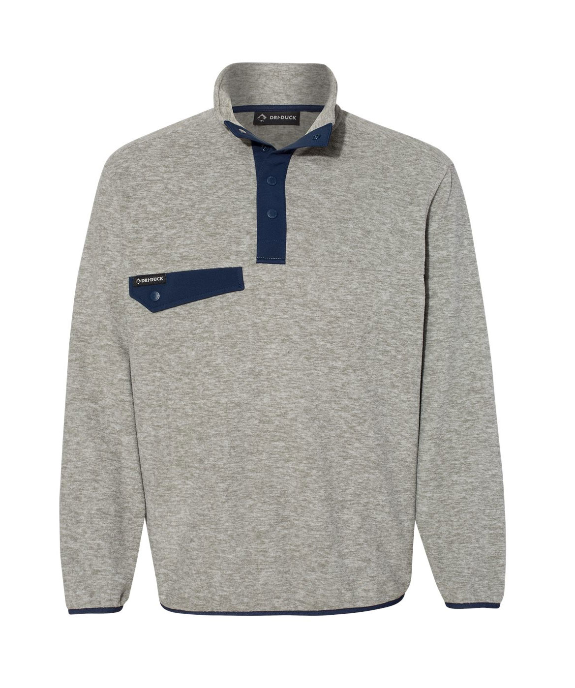 Dri Duck Mens Denali Fleece Pullover