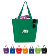 Custom Good Value Non-Woven Convention Tote