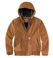 Custom Carhartt® Womens Washed Duck Active Jac