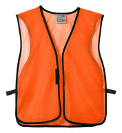 Custom CornerStone® Mens Enhanced Visibility Mesh Vest