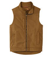 Custom CornerStone® Mens Duck Bonded Soft Shell Vest