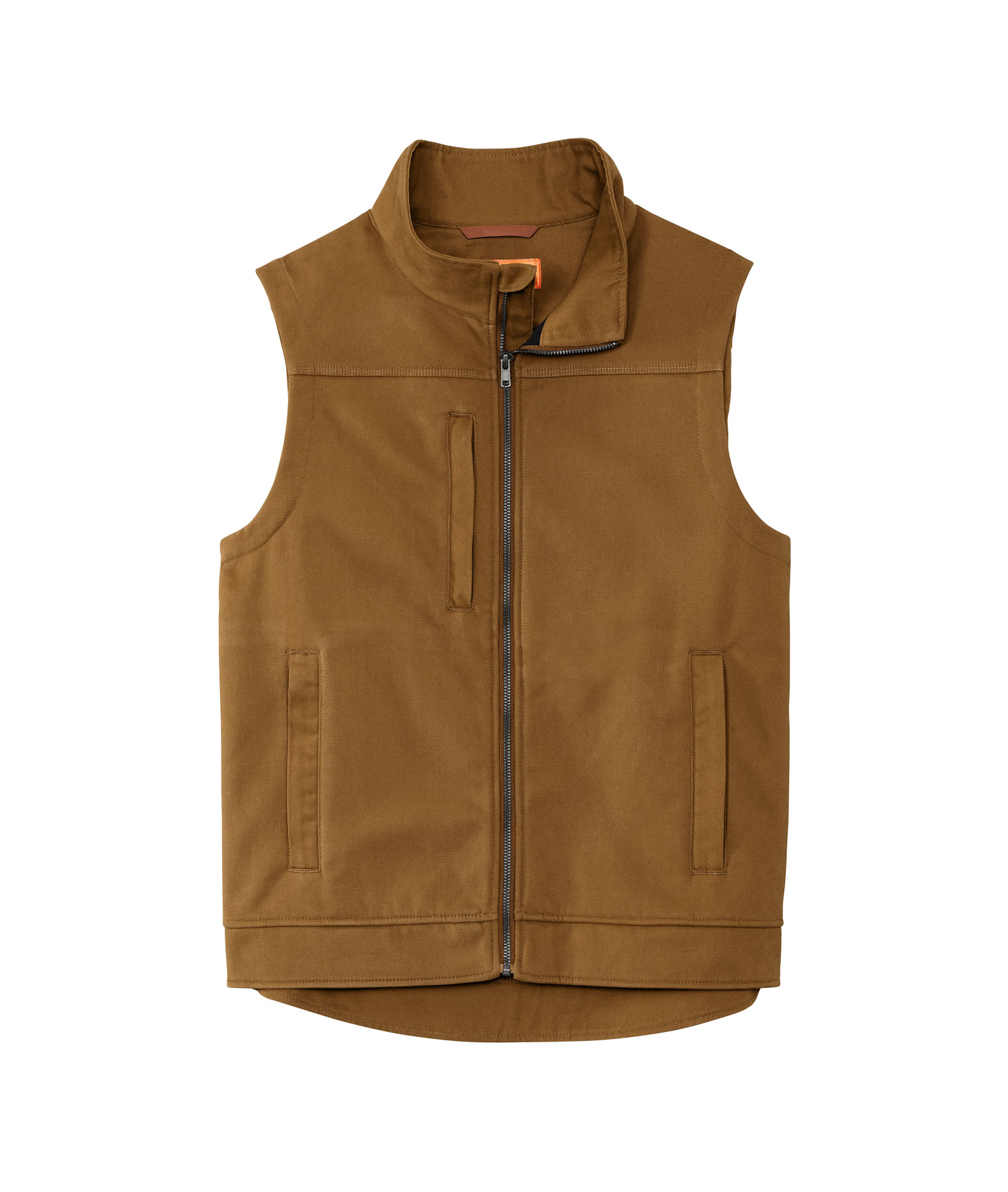 CornerStone® Mens Duck Bonded Soft Shell Vest