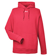 Custom Under Armour Mens Hustle Pullover Hooded Sweatshirt