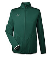Custom Under Armour Mens Rival Knit Jacket