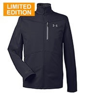 Custom Under Armour Mens ColdGear® Infrared Shield Jacket