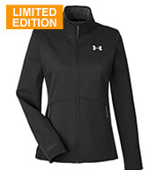 Custom Under Armour Ladies ColdGear® Infrared Shield Jacket