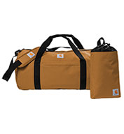 Custom Carhartt® Canvas Packable Duffel with Pouch