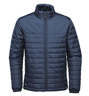 Custom Stormtech Mens Nautilus Quilted Jacket