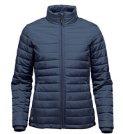 Custom Stormtech Womens Nautilus Quilted Jacket