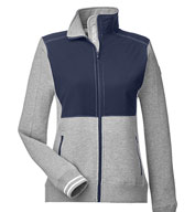Custom Nautica Ladies Navigator Full-Zip Jacket